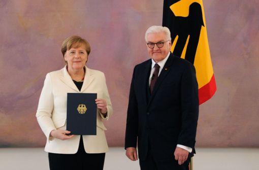 Nach 171 Tagen hat Deutschland eine neue Bundesregierung