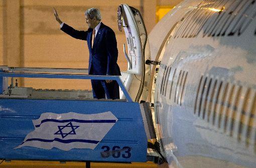 Israel empört über Kritik an Siedlungspolitik