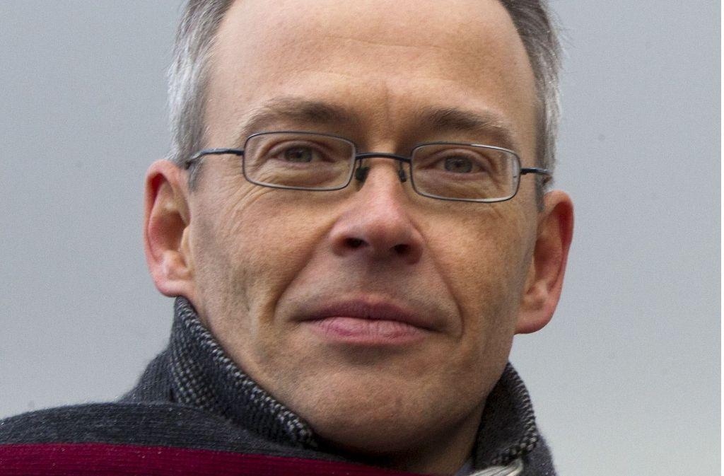 Stefan Brink ist der neue Landesdatenschutzbeauftragte. Foto: dpa/Rolf Oeser