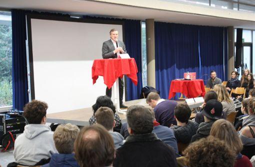 Grüne nominieren  Reichel als Regionalpräsident
