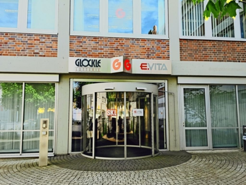 Bei der Glöckle-Gruppe führt der Weg zum Losglück oder zum neuen Stromliefervertrag durch die selbe Tür. Organisatorisch seien beide Bereiche aber strikt getrennt, betont das Stuttgarter Traditionsunternehmen. Foto: Glöckle