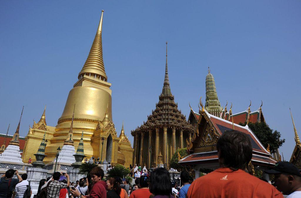 Viele Touristen in Thailand haben keine Krankenversicherung. Foto: dpa-tmn