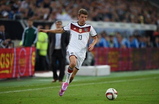 Müller leidet nicht an Triskaidekaphobie