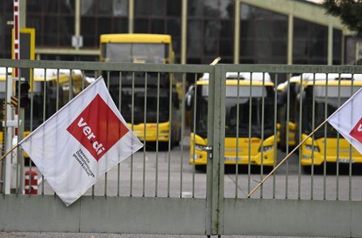 Busfahrergehalt: Nach 17 Berufsjahren rund 3300 Euro brutto