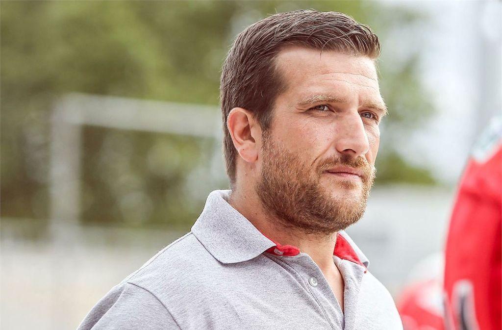 Fabian Birkholz ist nicht länger Trainer der Stuttgart Scorpions. Foto: Sarah Philipp