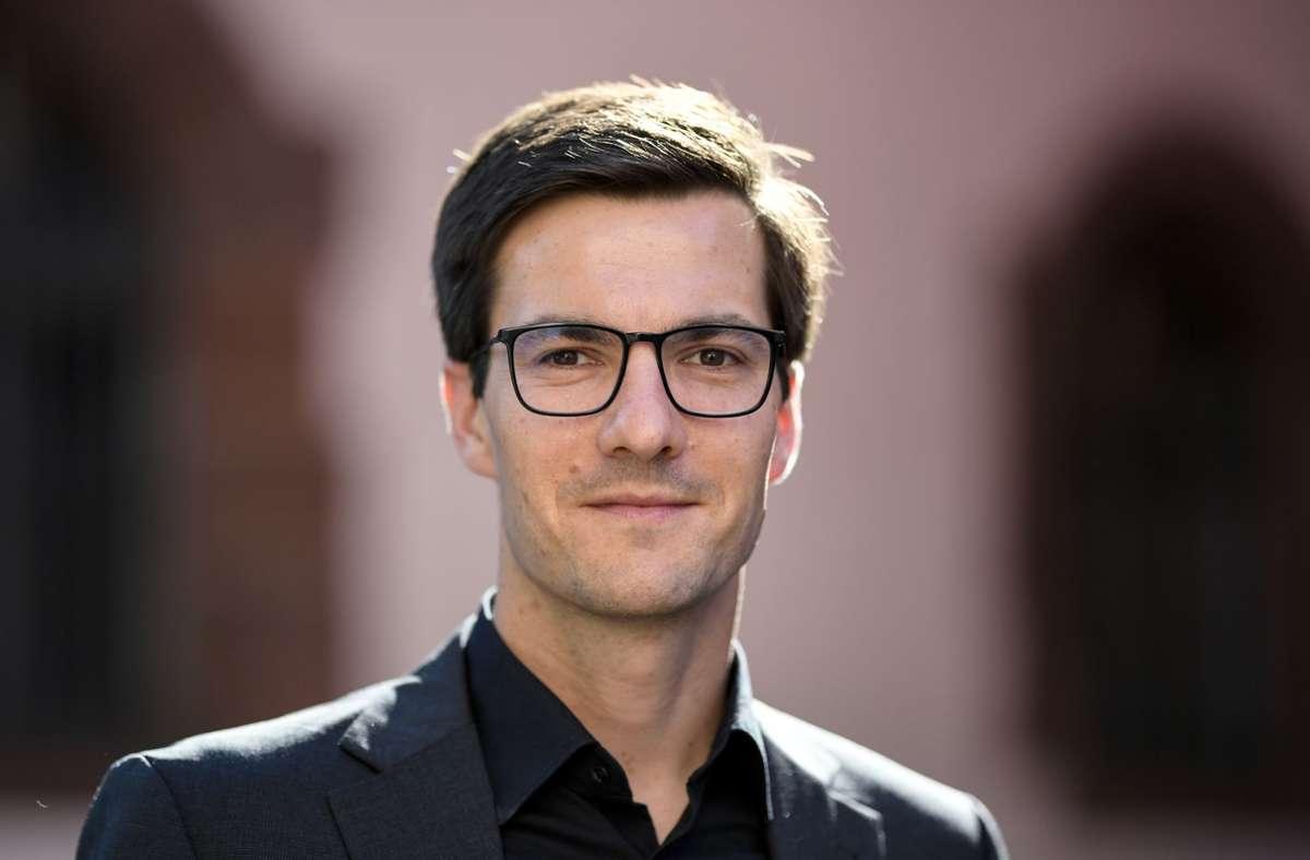 """Freiburgs Oberbürgermeister Martin Horn findet, seine Stadt habe """"beeindruckend reagiert."""" Foto: picture alliance/dpa/Patrick Seeger"""