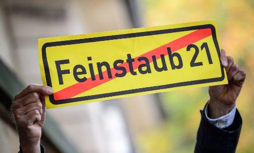 Stuttgart-Nord: Vorsicht vor Feinstaub im Morgenverkehr