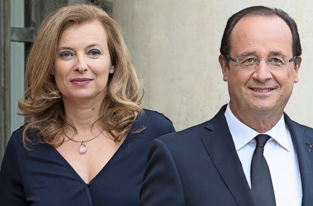 François Hollande  hat Valérie Trierweiler übel mitgespielt. Jetzt rächt sie sich. Foto: dpa