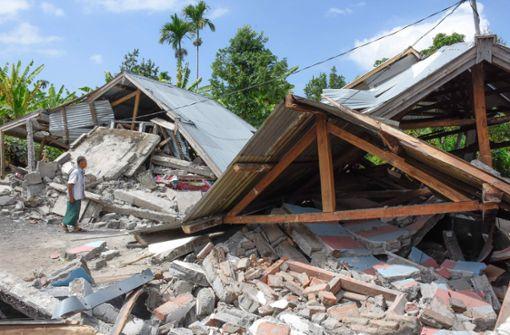 Erdbeben erschüttert Urlauberinsel - mehrere Tote