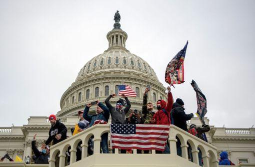 Gewalt, Senatswahl, Amtsübergabe: Wie es weitergeht in den USA