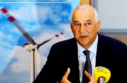 Gründer, Alleinaktionär und Vorstandschef: Willi Balz, 52 Foto: dapd