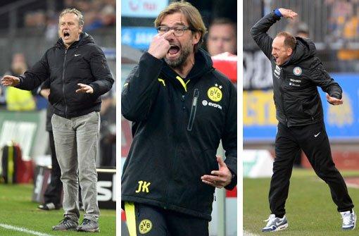 Diese Herren bittet der DFB zur Kasse