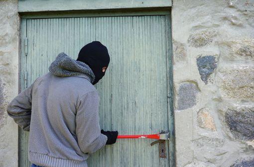 Werkzeug gestohlen