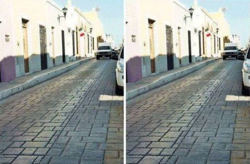 Optische Täuschung macht das Netz verrückt