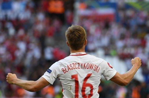 Blaszczykowski trifft für Polen