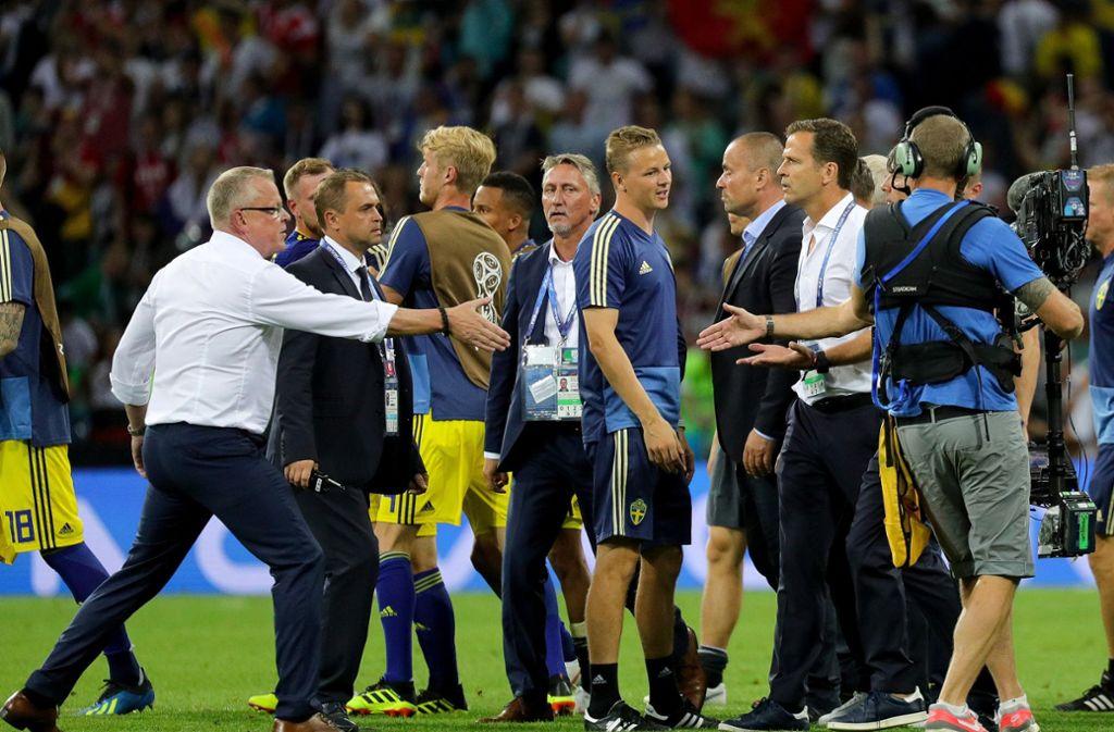 Spiel Deutschland Gegen Schweden