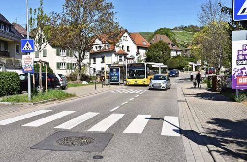 Ampel am Fußgängerüberweg abgelehnt