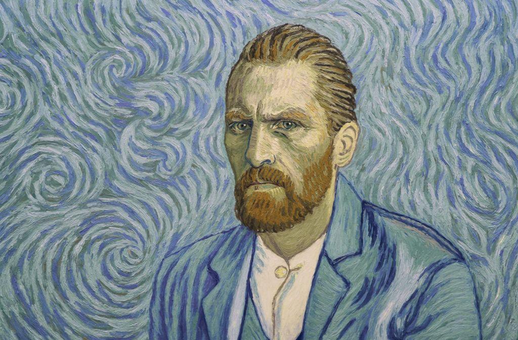 So sehen die Filmemacher Vincent van Gogh Foto: Verleih