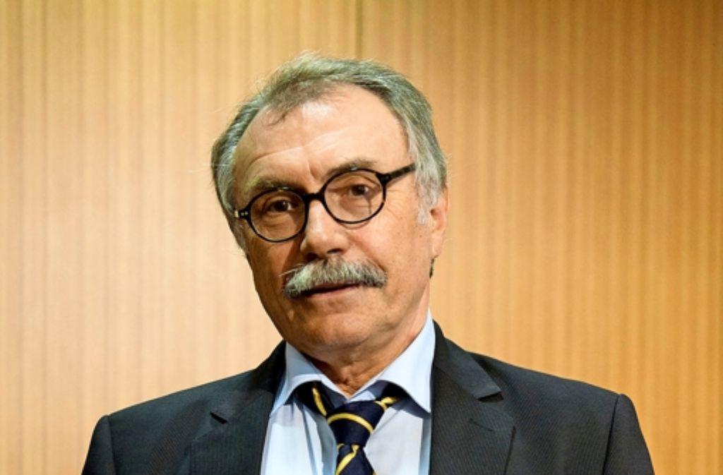 Jürgen Borchert ist Richter am hessischen Landessozialgericht. Seit vielen Jahren berät er die Politik in Rentenfragen. Foto: dpa
