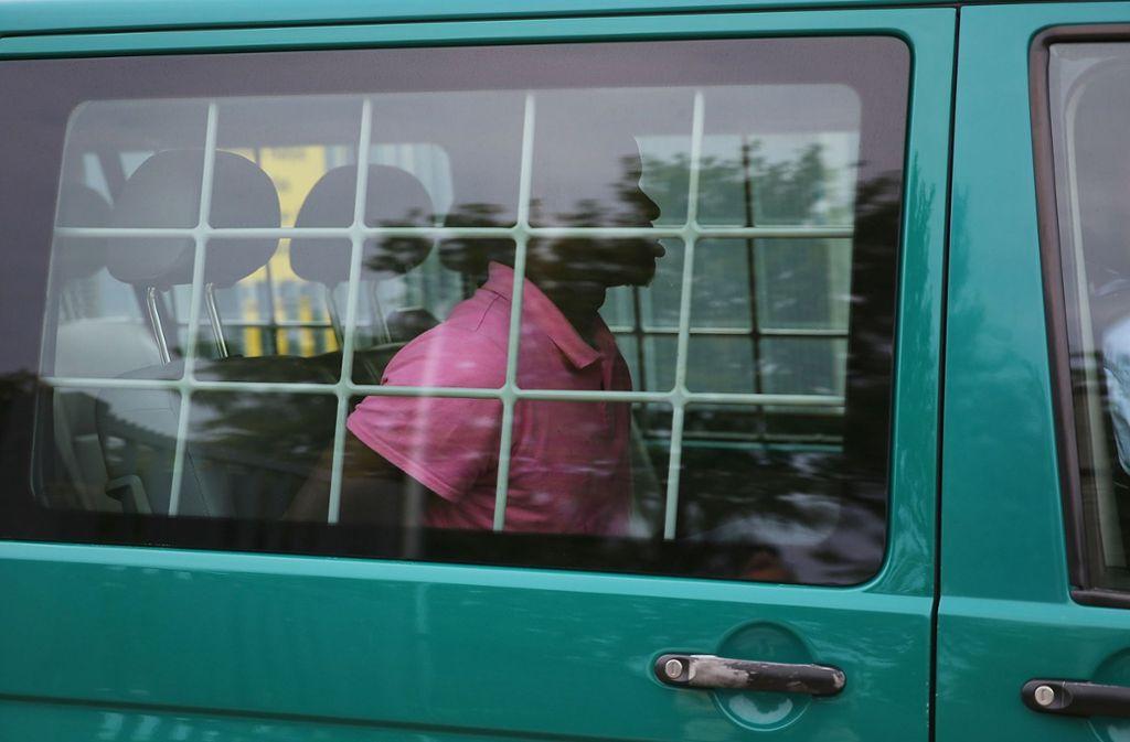 Der Togoer ist nach Italien abgeschoben worden. Foto: Getty