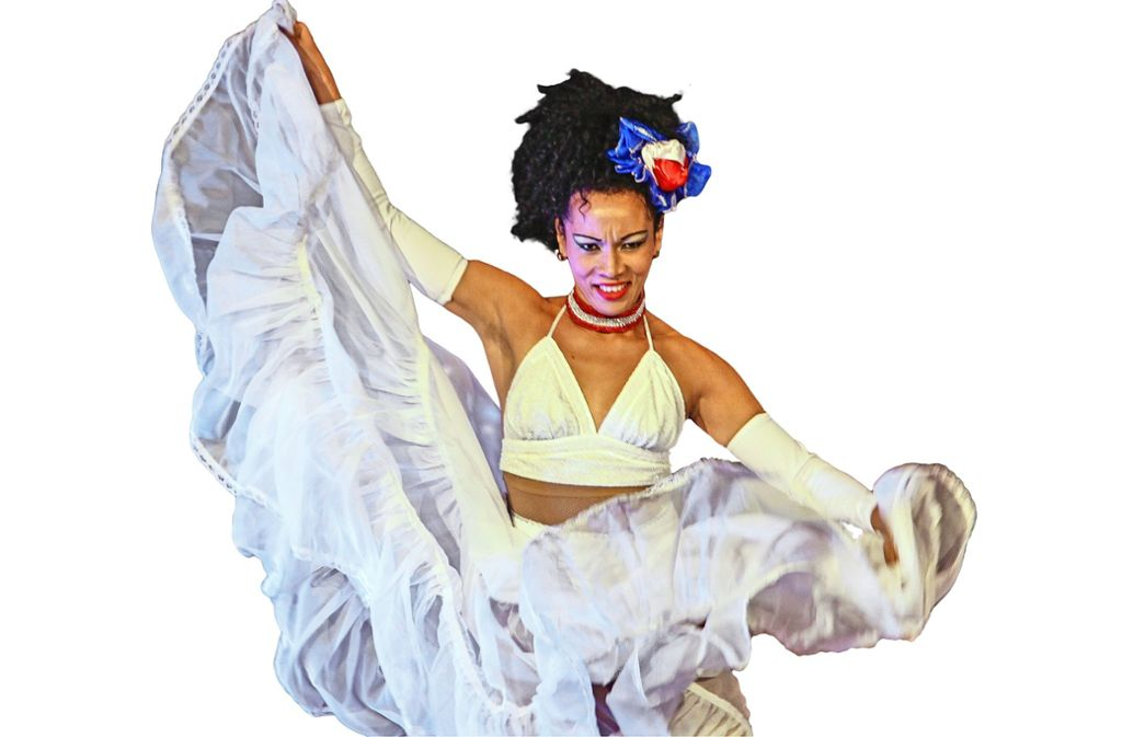 Musiker und Tänzer entführen in die kubanische Welt. Foto: factum/Bach