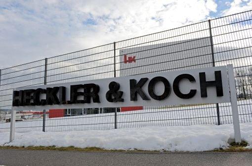 Spenden von Heckler & Koch willkommen