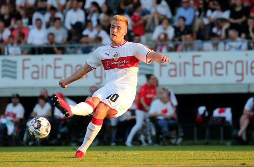 Alexander Groiß wechselt zum Karlsruher SC