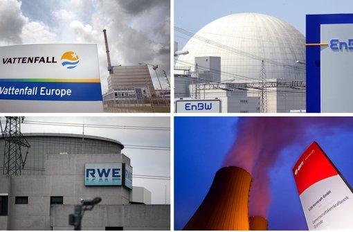 Atomkonzerne stärker in  Pflicht nehmen