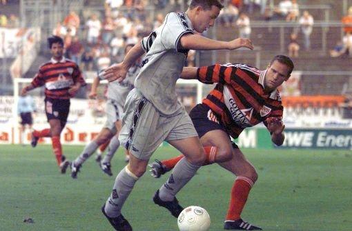 VfB: Viel Mühe mit der ersten Runde