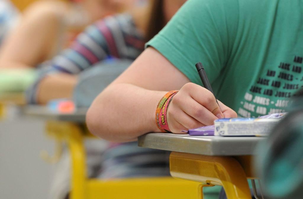 Auch beim jüngsten Leistungsvergleich haben baden-württembergische Schüler enttäuschend abgeschnitten. Foto: dpa