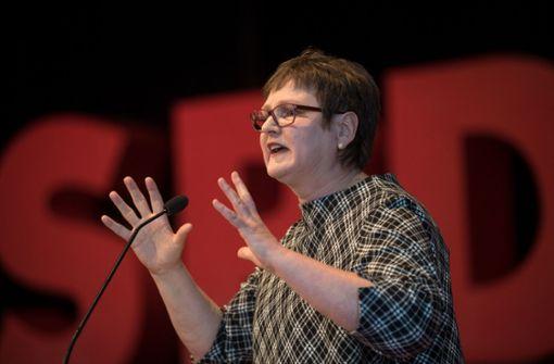 SPD-Chefin Breymaier froh über Nahles-Brief