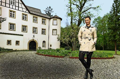 Früher MTV-Moderatorin, heute Schlossherrin