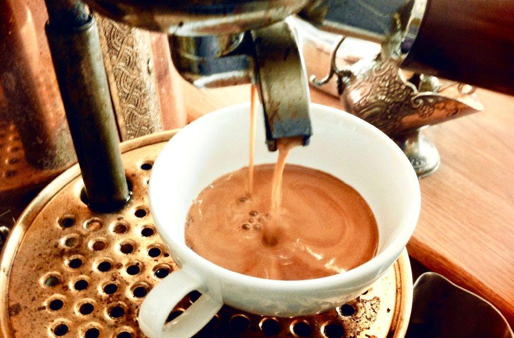Wo gibts den besten Kaffee in Stuttgart? Wir haben die besten Spots für euch zusammengestellt. Foto: Herbertz Espressobar