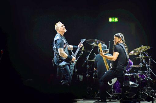 """Metallica spielen """"Viva Colonia"""" - und die Fans flippen aus"""