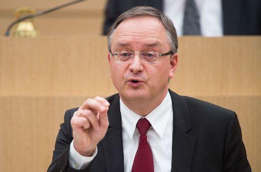 Andreas Stoch für europäische Extremistendatei