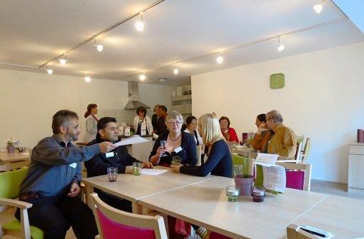 Mitte Oktober ist das Wohncafé eröffnet. Foto: Archiv Julia Barnerßoi