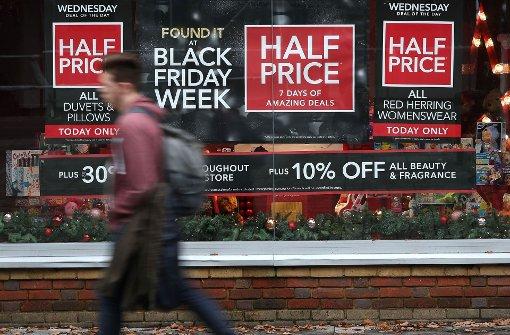 Black Friday und Cyber Monday bringen Rekordgewinne