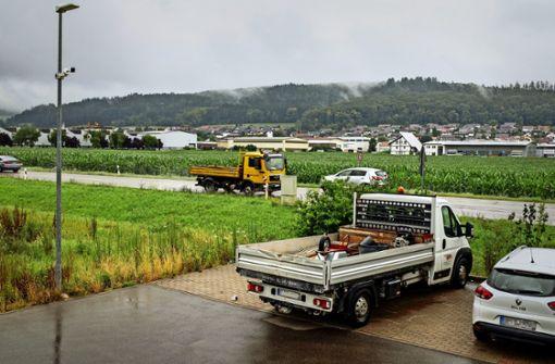 Kontroverse um Gewerbepark Lautertal