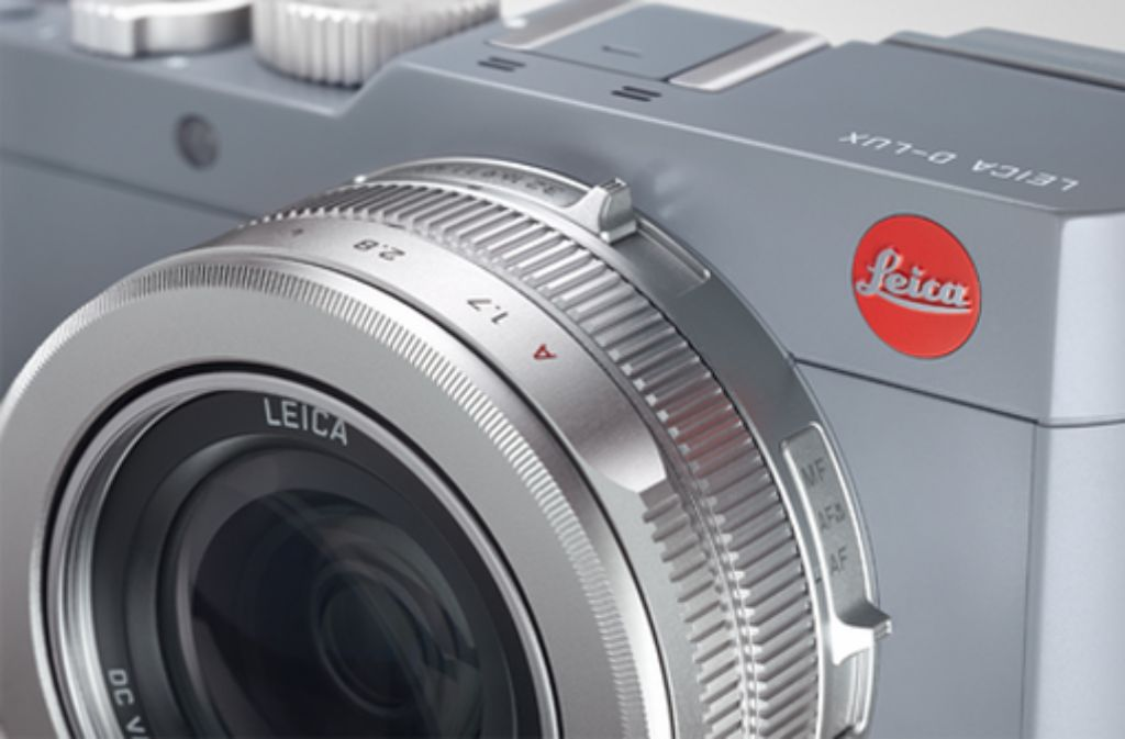 Neue Design-Variante der leistungsstarken Kompaktkamera. Foto: Hersteller