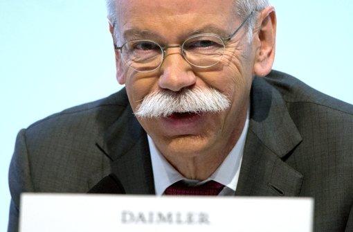 Daimler sieht gute Chancen im Iran