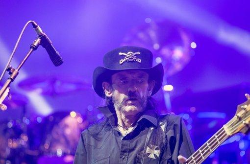Lemmy lebt,  immerhin