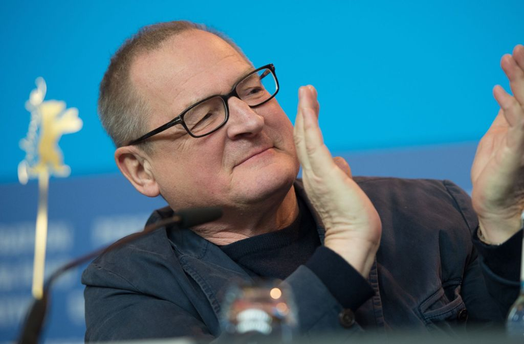 Jetzt schreibt er auch: der Schauspieler Burghart Klausner Foto: dpa