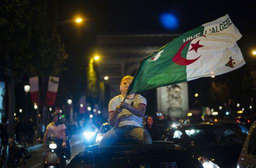 Erneute Ausschreitungen nach Algerien-Sieg beim Afrika-Cup