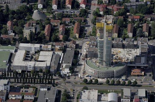 Der Wohnturm wächst jetzt nicht mehr