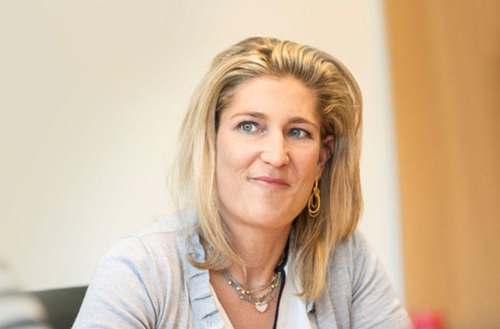 Selina Stihl sitzt seit Januar 2016 im Beirat des Motorsägenherstellers Stihl. Sie will auch die vierte Generation ans Unternehmen binden. Foto: Stihl