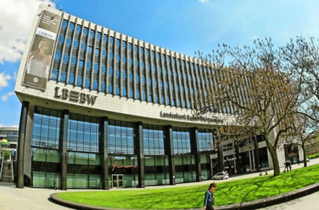 Der Landesbank Baden-Württemberg (LBBW) ist durch das Geschäft mit Zweckgesellschaften in den Jahren 2005 und 2006 nach den Worten von Ex-Vorstand Bernhard Walter kein Schaden entstanden.  Foto: dpa
