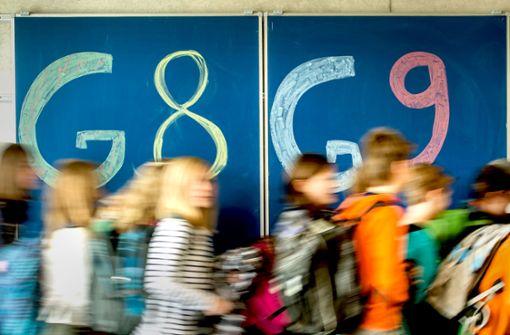 Baden-Württemberg hält am achtjährigen Gymnasium fest
