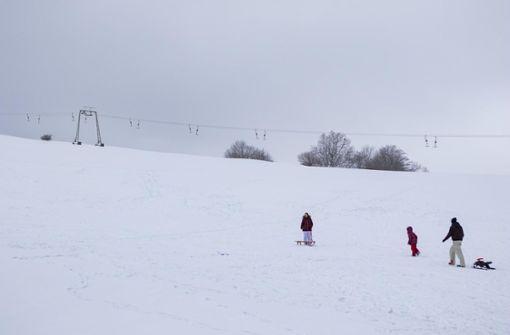 Skihang in Treffelhausen gesperrt – Polizei kontrolliert verstärkt