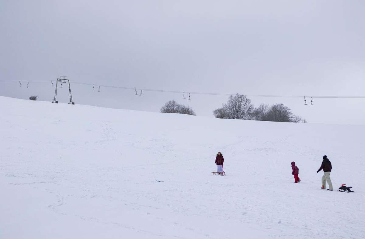 Der Skihang in Treffelhausen wurde erneut gesperrt. (Archivbild aus dem Jahr 2018) Foto: 7aktuell.de/Andreas Friedrichs/www.7aktuell.de/Andreas Friedric