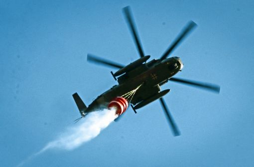 Gut gewappnet gegen Waldbrände